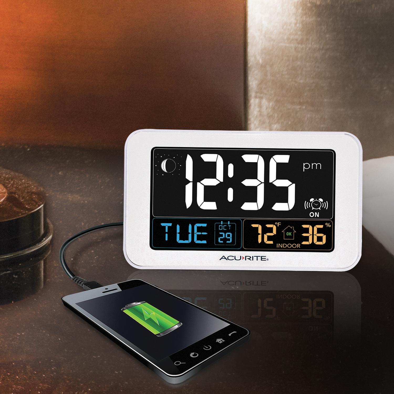 Amazoncom AcuRite Alarm Clocks