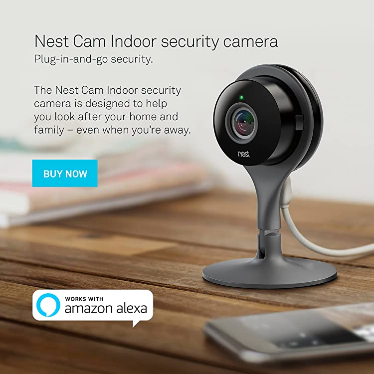 amazon com nest nest cam indoor rh amazon com