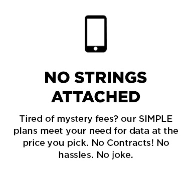 no strings attached contract