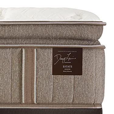 Stearns and Foster Estate Scarborough 14.5-inch Luxury Plush Euro Pillow Top Mattress, Full
