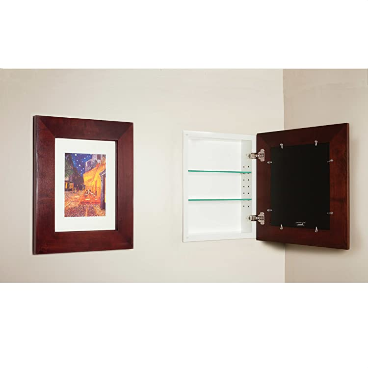 Concealed Cabinet   3 Sizes And 12+ Colors!