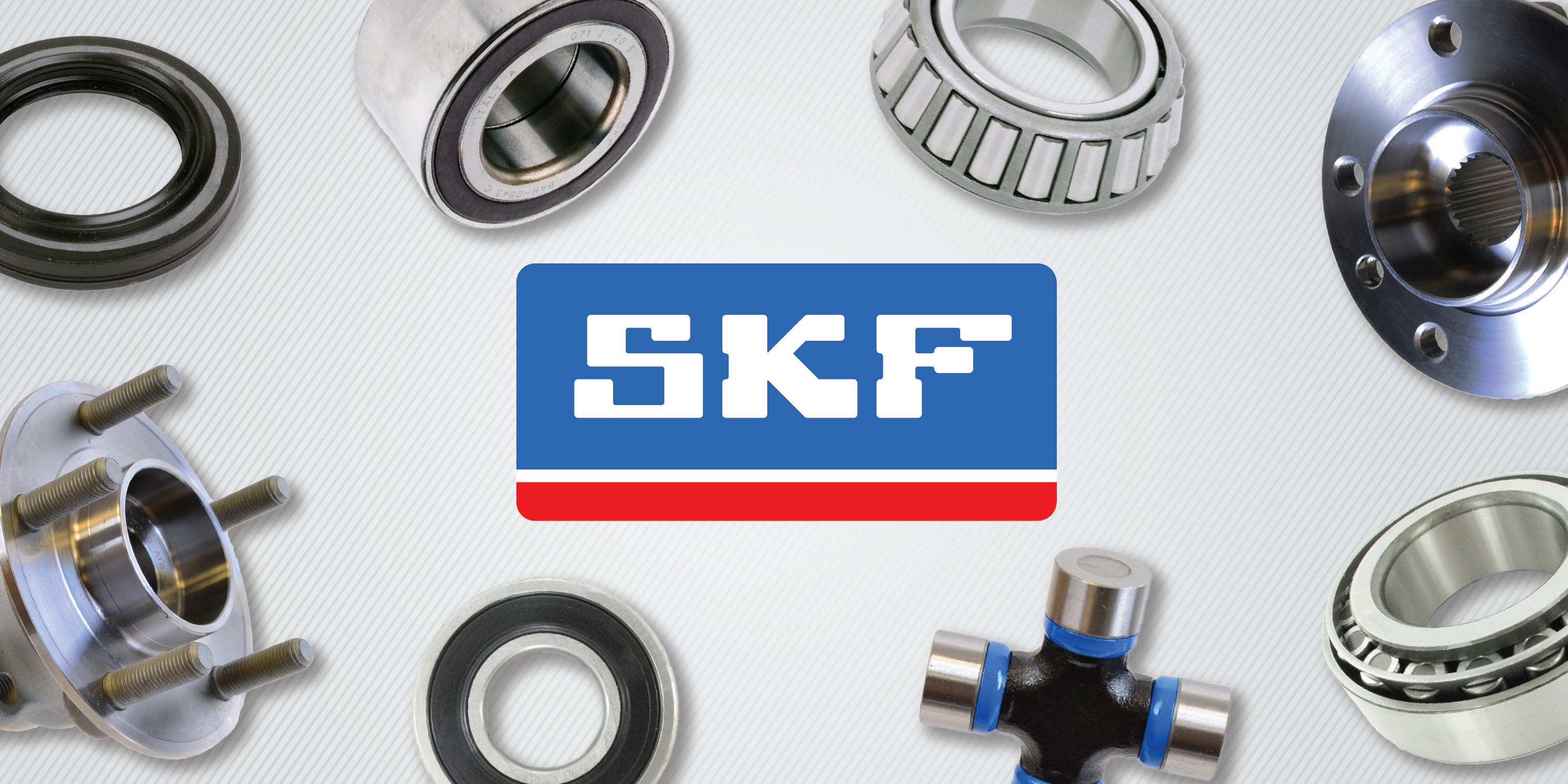 SKF Front Outer Axle Shaft Seal for 1999-2004 Ford F-250 Super Duty Sealing Gaskets