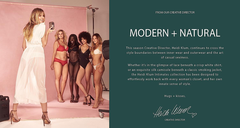 Amazon Com Heidi Klum Intimates Heidi Klum Intimates