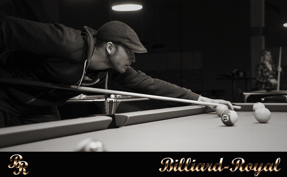 Billiard-Royal Graphitqueue 20 oz K-35