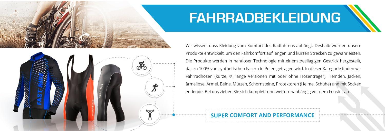 SR0045 STANTEKS L Radhose lang Radlerhose Fahrradhose Funktionshose Thermo Lycra