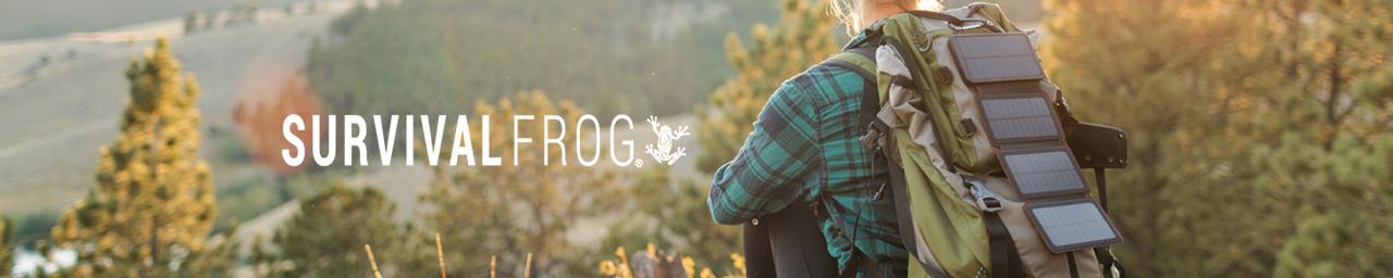 Survival Frog image