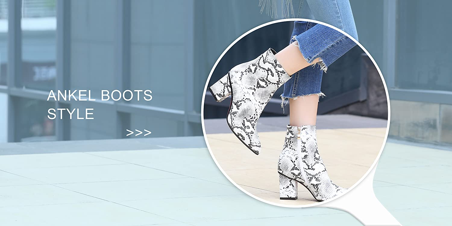 3a2ff52bc4127 Amazon.com: wetkiss: ANKLE BOOTS