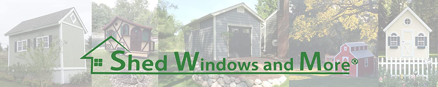 Shed Windows and More image