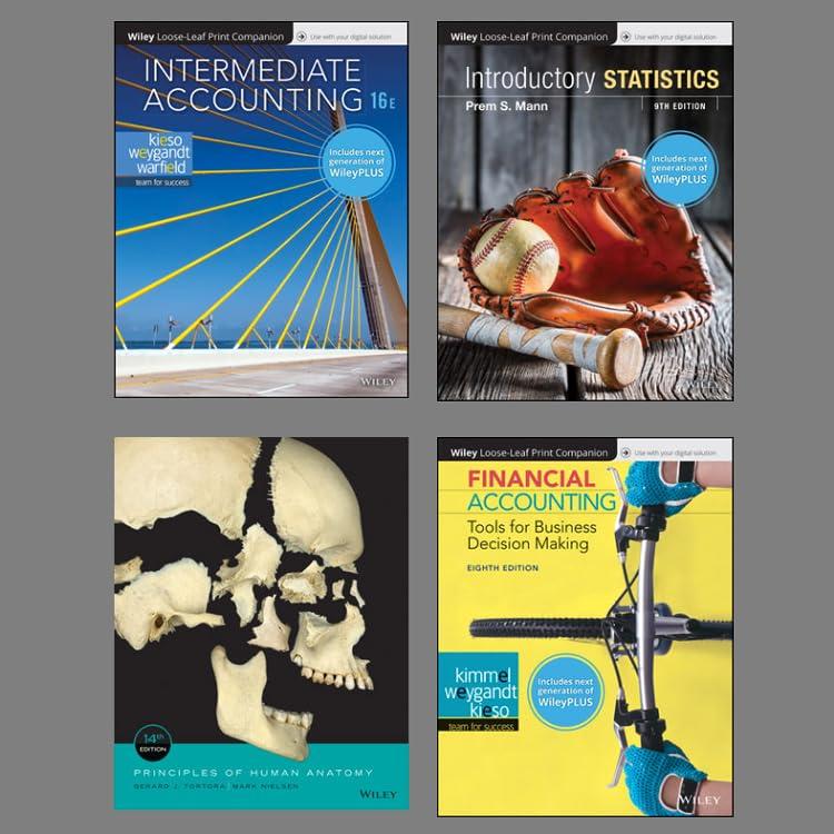 Amazon com: Wiley: College Textbooks & WileyPLUS