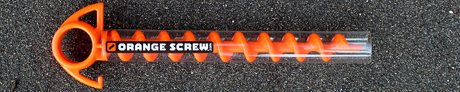 Orange Screw image