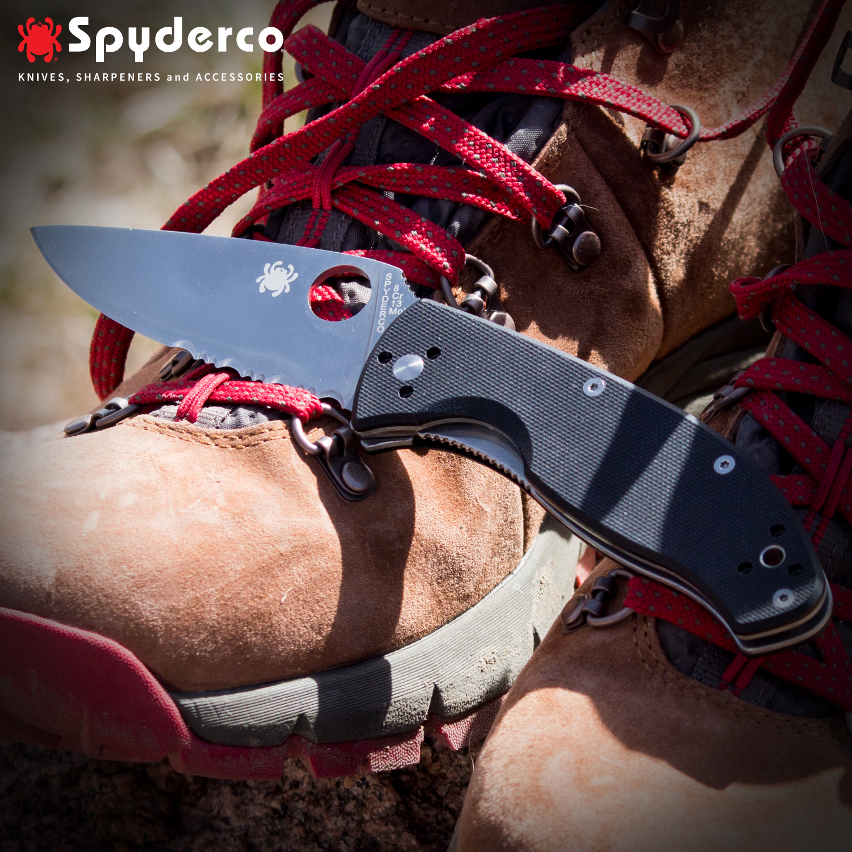 Amazon com: Spyderco