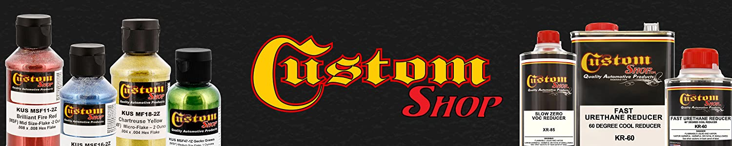 Custom Shop header