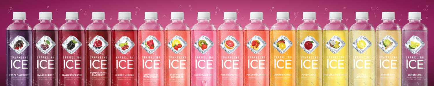 Sparkling ICE image