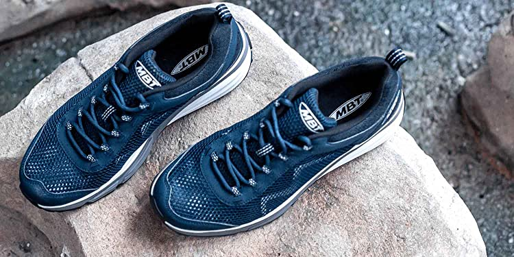 Colorado 17 for Running or Walking. MBT Patented Sole