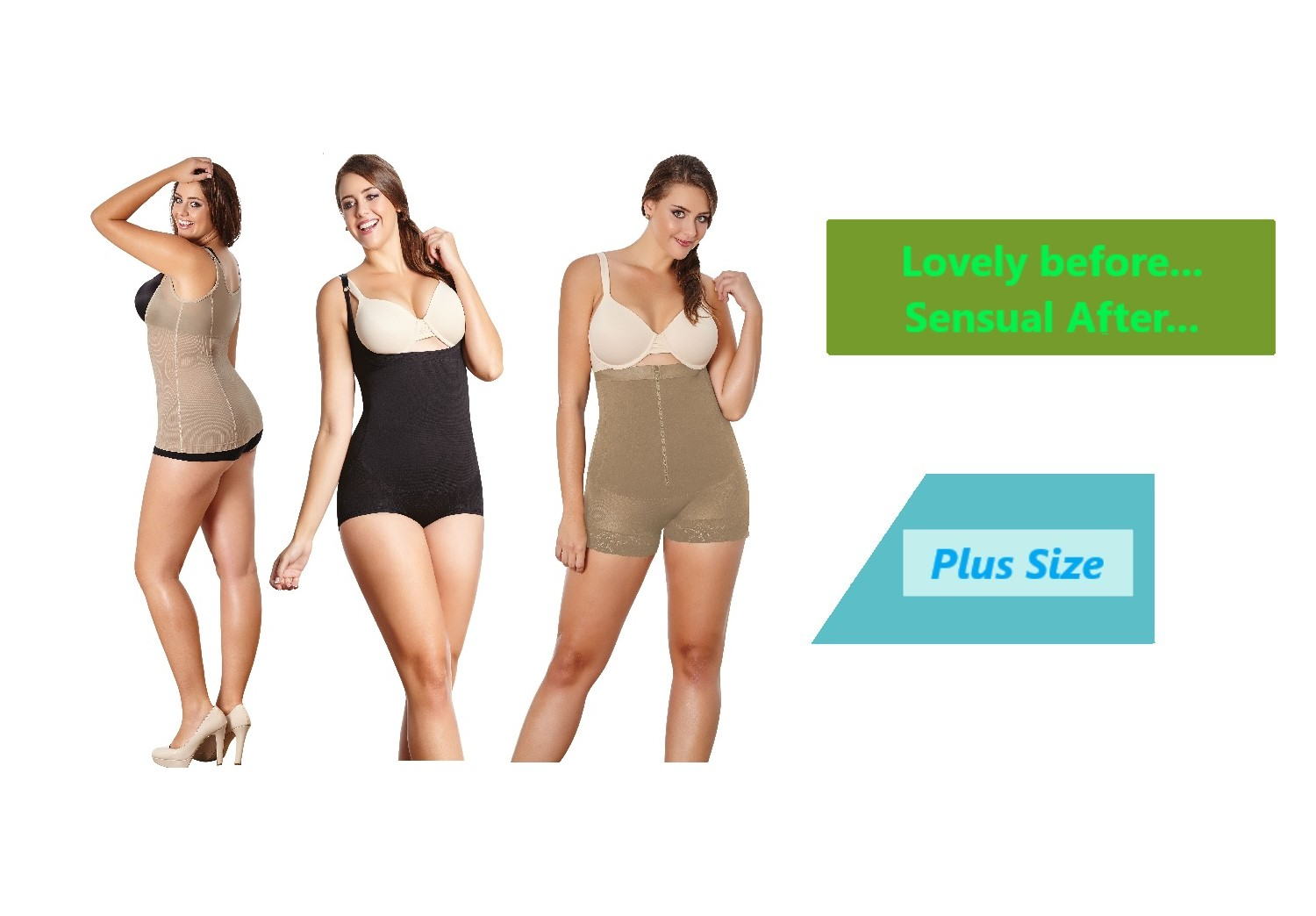 2f22b6769b Amazon.com  ShapEager  Bodysuits