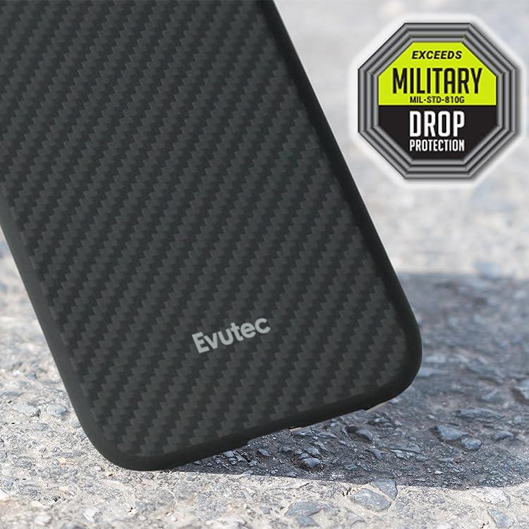 03eefdaad21 Evutec AER Series Karbon Case for iPhone Xs Max