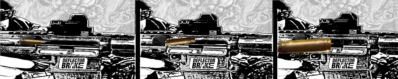 Deflector Brake header