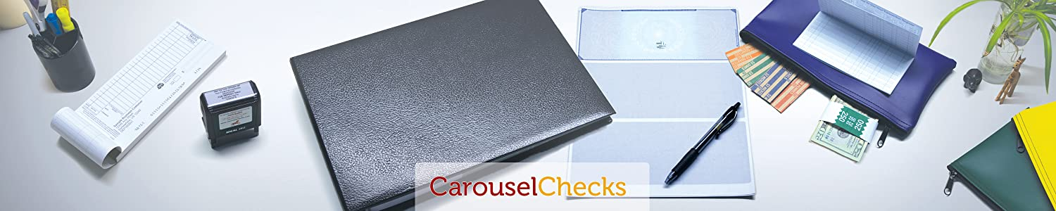 Carousel Checks Inc. header