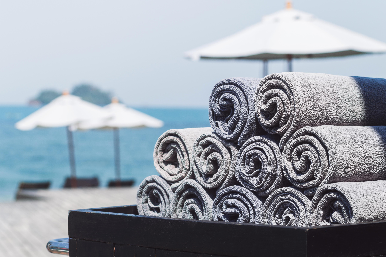 """5 STAR LUXURY Hotel /& SPA BATH Towel 40x60/"""" PLUSH WYNN LAS VEGAS by Sobel Westex"""