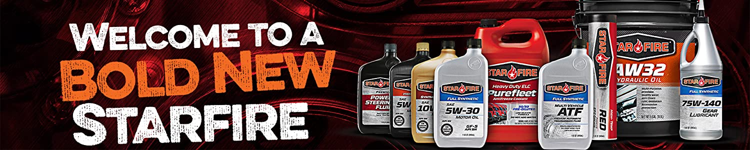 Star Fire Premium Lubricants image