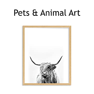 pets & animals wall art