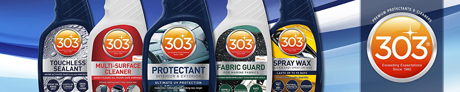 303 Products header