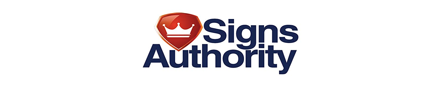 Signs Authority header