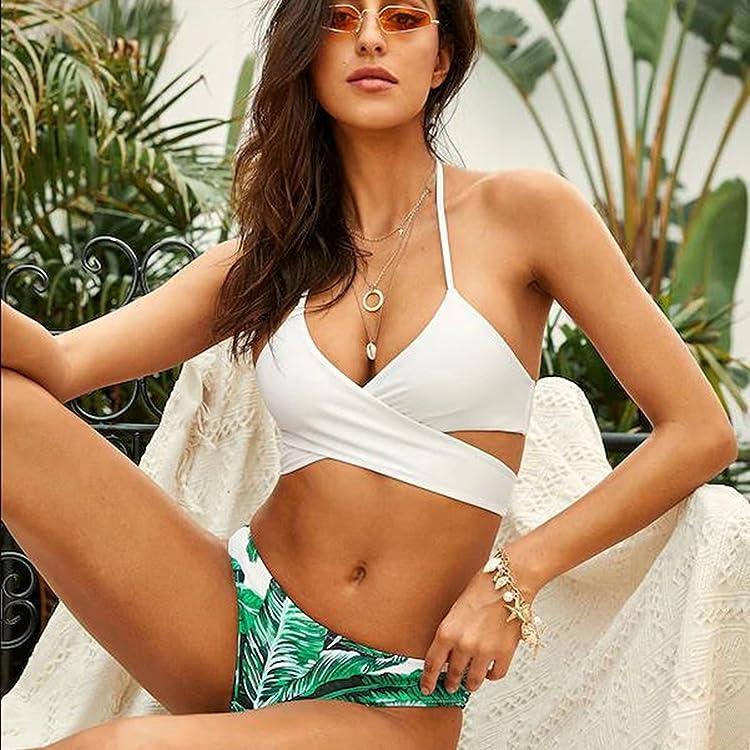 Amazon com: SHEKINI: Push Up Bikini