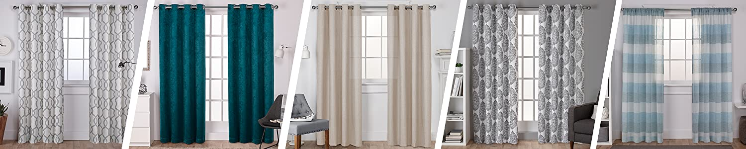 Exclusive Home Curtains header