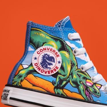 Amazon.com: Converse: DINOVERSE