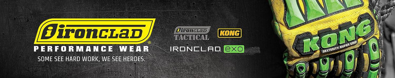 Ironclad header