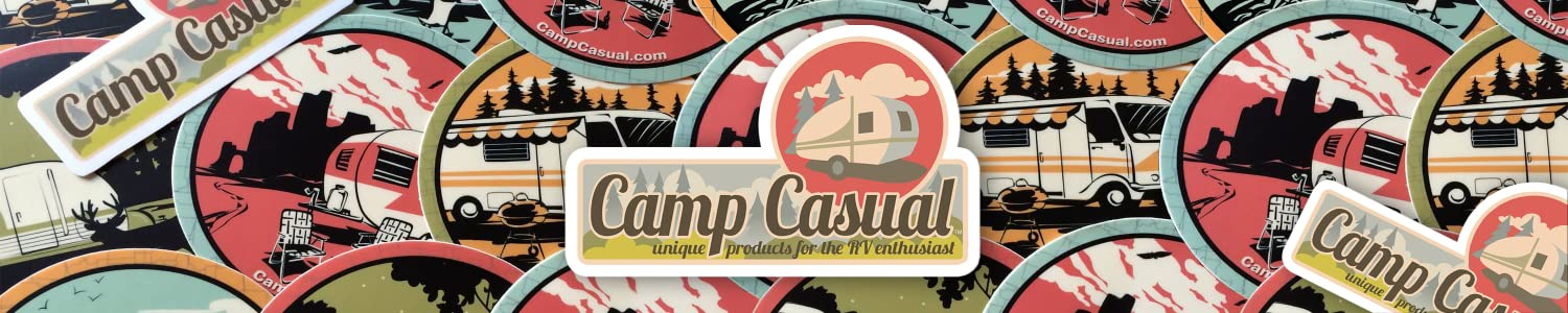 Camp Casual header