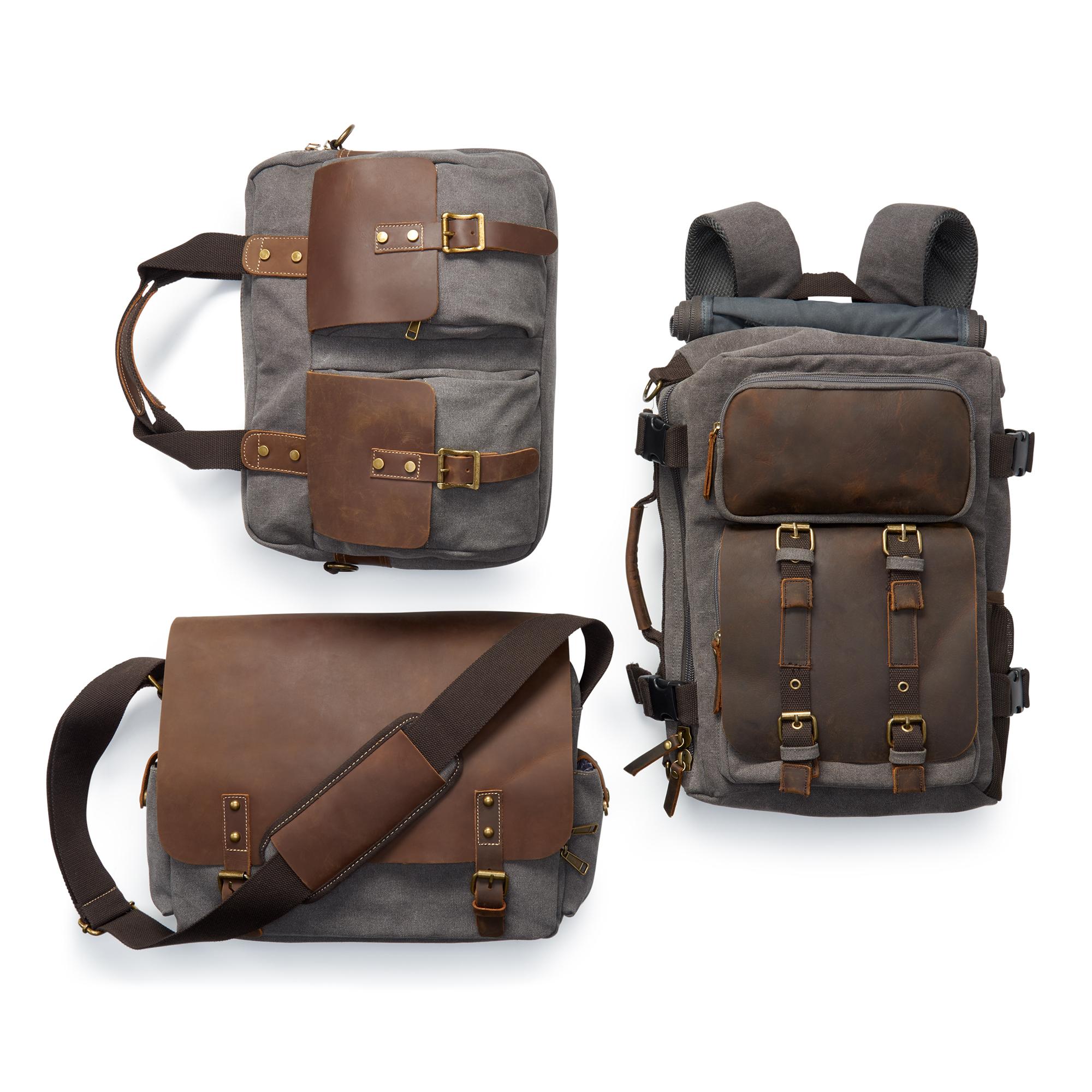 3c3c05d8e443 Amazon.com  Wilsons Leather  Backpacks
