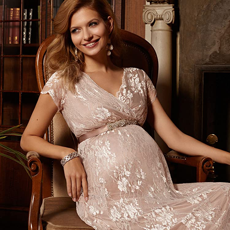 fc183cf8d226 Amazon.co.uk  Tiffany Rose  Special Occasion Maternity Dresses