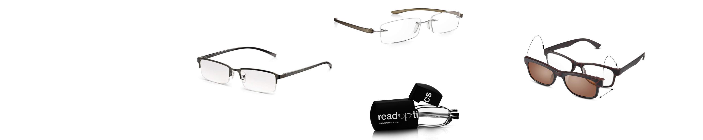 Klare kratzfeste Gl/äser mit St/ärke +1,0 bis +3,5 Dioptrien Leicht Read Optics schwarze Vollrand Lesebrille: Vintage Brille 1,5 f/ür Herren//Damen mit Metall-Rahmen im Retro Stil stabil und blendfrei