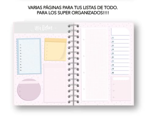 Amazon.es: LOVELY STORY: AGENDAS ANUALES 2019