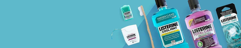 Listerine header