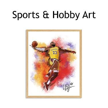 sports & hobby wall art