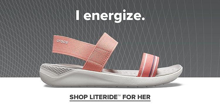 dede1a150 Amazon.com  Crocs  Literide