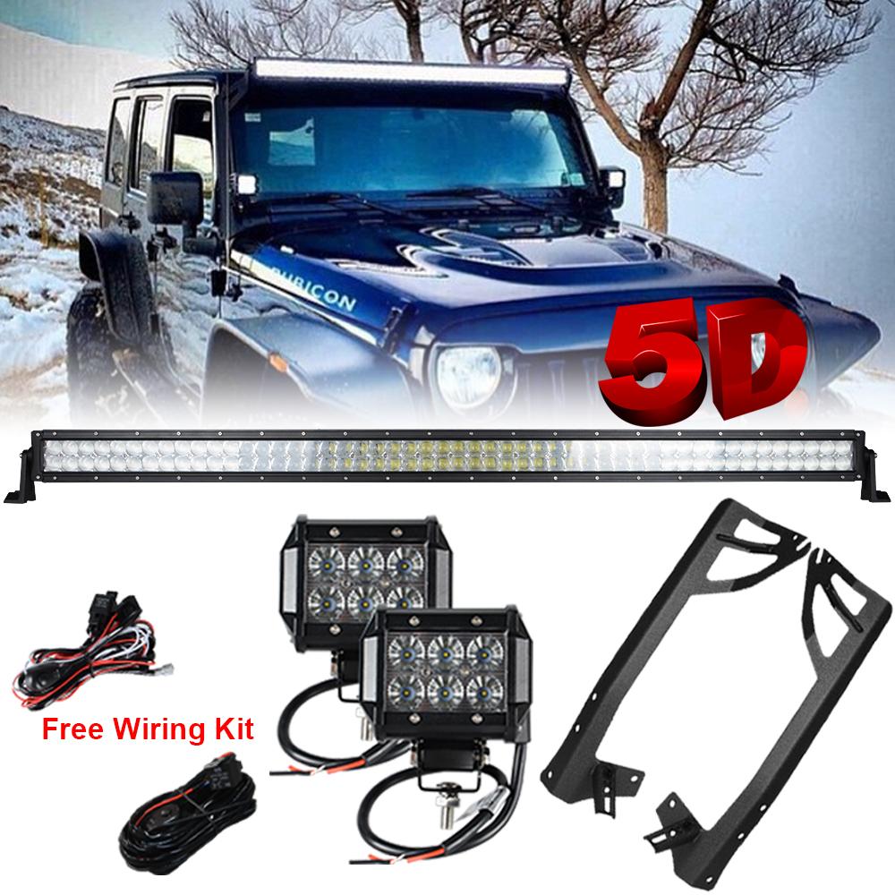 Racbox Off Road Light Bar Jeep Hardtop Wiring Harness