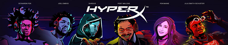 HyperX header