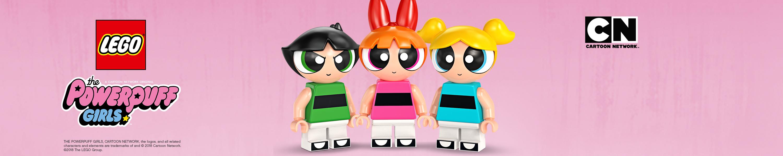 Amazon com: LEGO: LEGO The Power Puff Girls