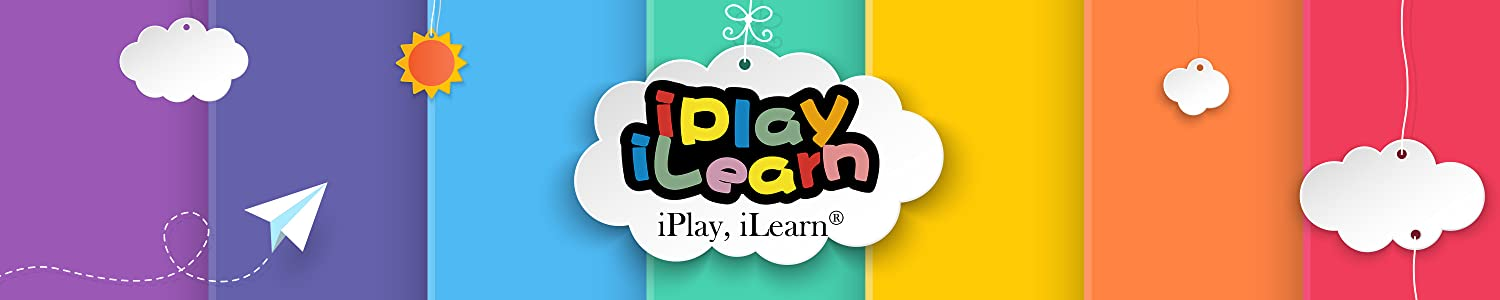 iPlay, iLearn header