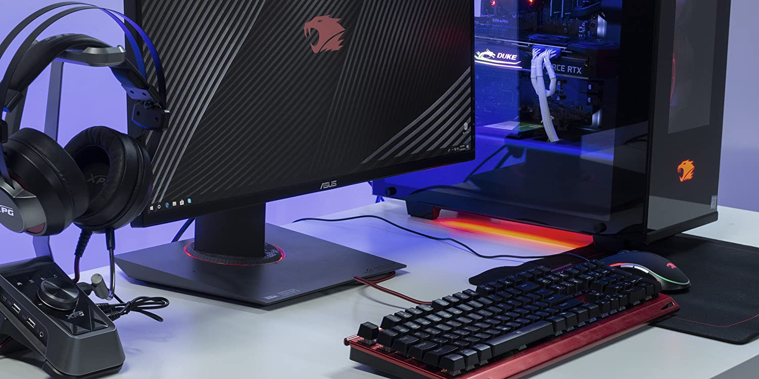 iBUYPOWER gaming PC's available on Amazon