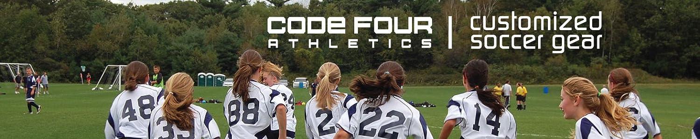 Code Four Athletics header