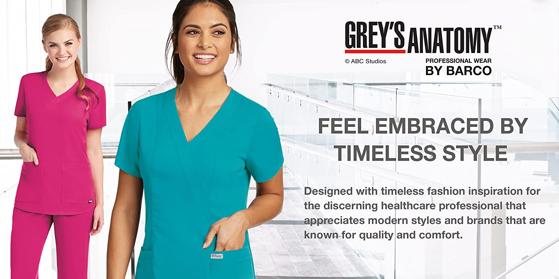 Amazon Barco Uniforms Greys Anatomy