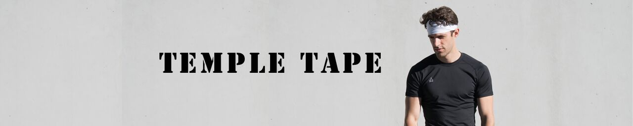 Temple Tape header
