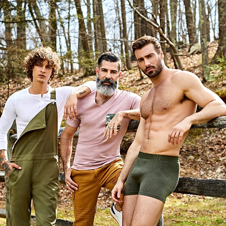 Home · Mens Underwear