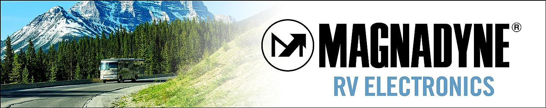 Magnadyne header