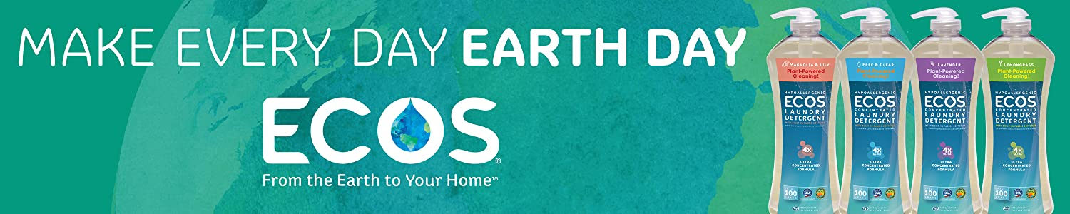 Earth Friendly Products header